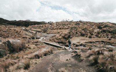 Eine Wanderung im Cajas Nationalpark: Tagesausflug 30 km von Cuenca